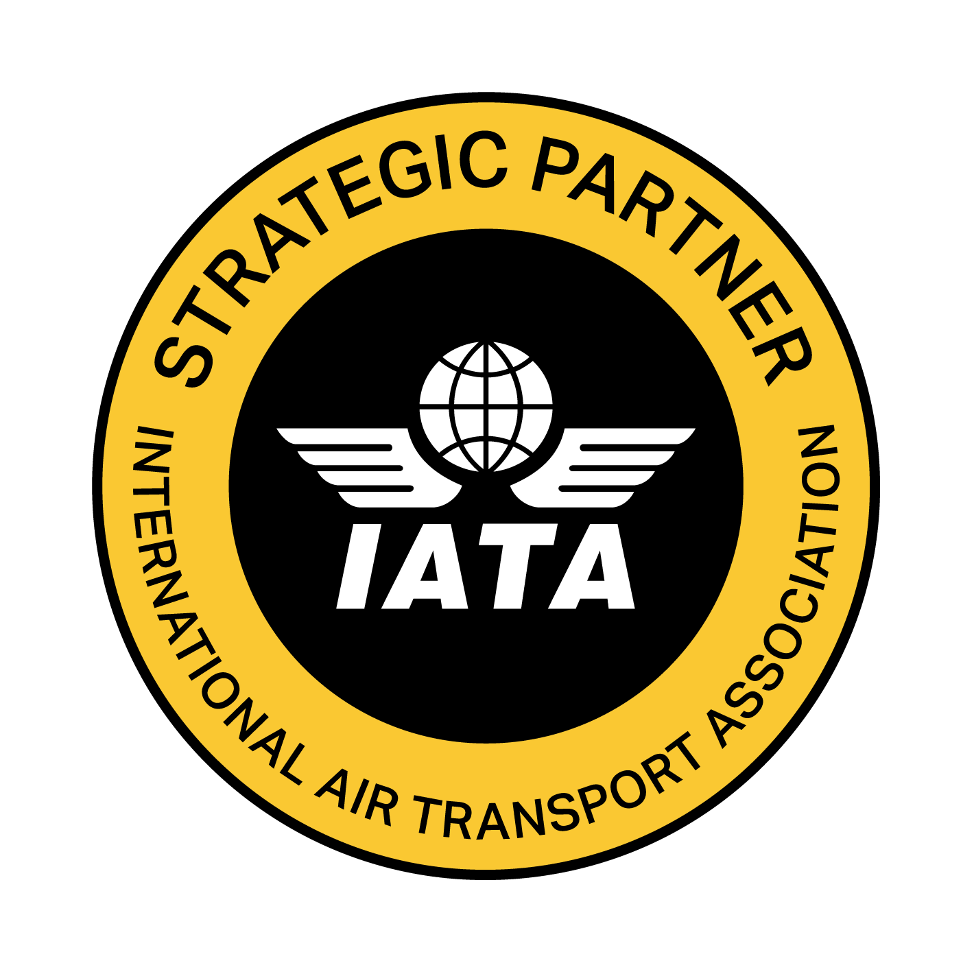 IATA StrategicPartnerStamp RGB Large